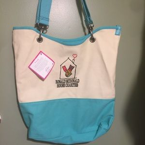 Thirty One Canvas Crew Tote